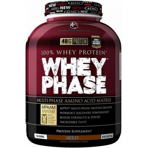 4D Whey Phase %100 Whey Protein 2300 Gr