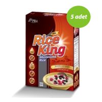 5x Rice King Mikronize Pirinç 500 Gr