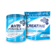 6PAK Anti Catabolic Pak 500 Gr + 6PAK Creatine Monohydrate 500 Gram