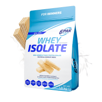 6Pak Whey Isolate 700 Gr