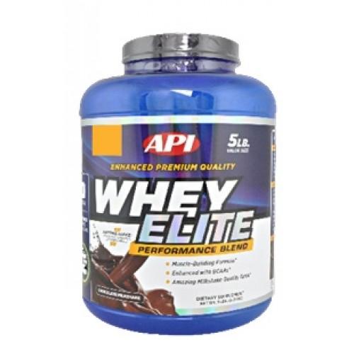 API Whey Elite 2270Gr