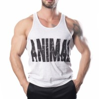 Animal Tank Top Atlet Beyaz