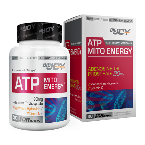 Big Joy ATP Mito Energy 30 Kapsül