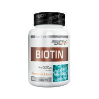 Big Joy Biotin 50 Tablet