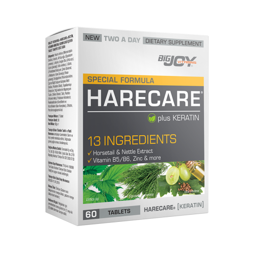 Big Joy Harecare 60 Tablet