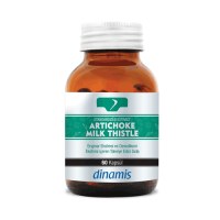 Dinamis Standardized Extract Artichoke+Milk Thistle 60 Tablet