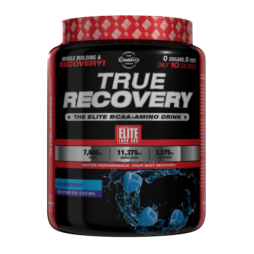 Elite Labs True Recovery BCAA Amino