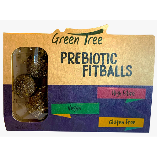Green Tree Prebiotic Fitballs 108 Gr