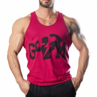 Gym Tank Top Atlet Gül Kurusu