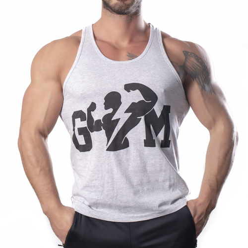 Gym Tank Top Atlet Beyaz