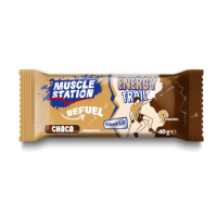 Muscle Station Energy Trail Choco 40 Gr