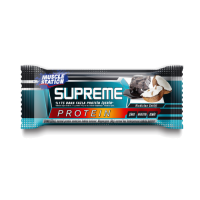 Muscle Station Protein Supreme Dark Chocolate Coconut 40 Gr
