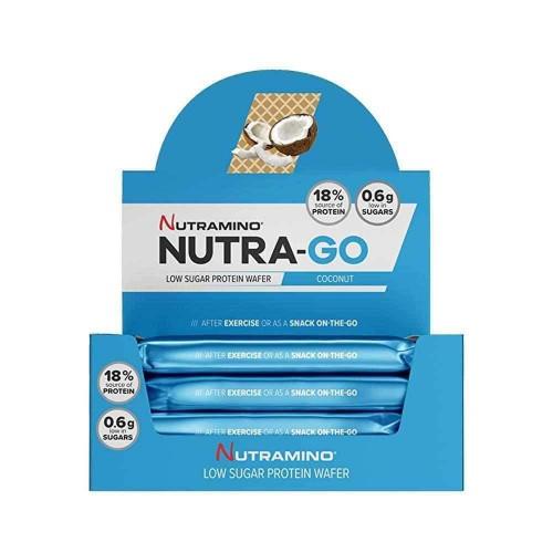 Nutramino Nutra Go Protein Bar 12 Adet