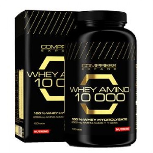 Nutrend Compress Whey Amino 10.000 MG 100 Tablet