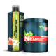 Nutrich BCAA&Glutamine Complex 650 Gr + Nutrich L-Carnitine 1500 mg 1000 ml