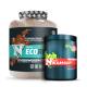 Nutrich Ecorich Whey Protein Complex 2000 Gr + Nutrich BCAA&Glutamine Complex 650 Gr
