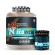 Nutrich Ecorich Whey Protein Complex 2000 Gr + Nutrich Crearich 200 Gr
