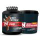 Nutrich Prorich Whey Protein 2310 Gr + Nutrich Mass Gainer 6000 Gr