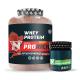 Nutrich Prorich Whey Protein 2310 Gr + Nutrich Bcaa 210 Gr