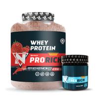 Nutrich Prorich Whey Protein 2310 Gr + Nutrich Crearich 200 Gr