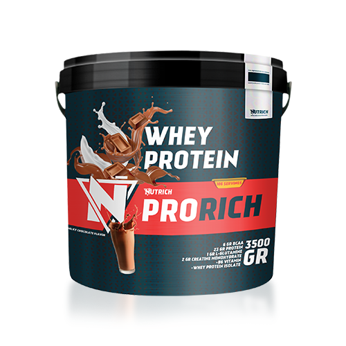 Nutrich Prorich Whey Protein 3500 Gr