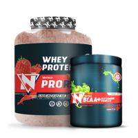 Nutrich Prorich Whey Protein 2310 Gr + Nutrich BCAA&Glutamine Complex 650 Gr