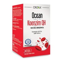 Ocean Koenzim QH 100 Mg 30 Kapsül