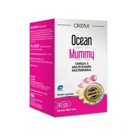 Ocean Mummy Omega 3 Multivitamin 30 Kapsül