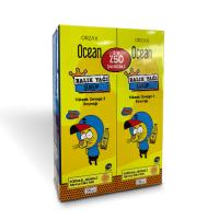 Ocean Omega 3 Balık Yağı Şurup 150 ml 2'li Avantajlı Paket