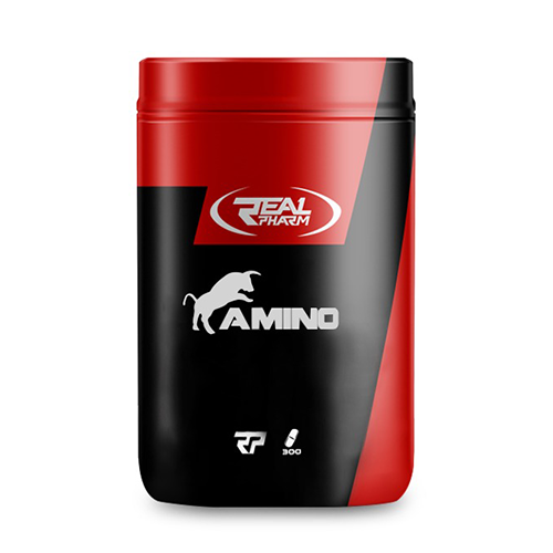 Real Pharm Bull Amino 300 Tablet