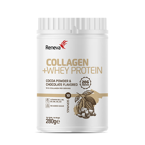 Reneva Collagen + Whey Protein 280 Gr