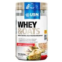 USN Whey & Oats 800 Gr Proteinli Yulaf