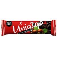 Uniq2go Chocodark Hazelnut Bar 38 Gr