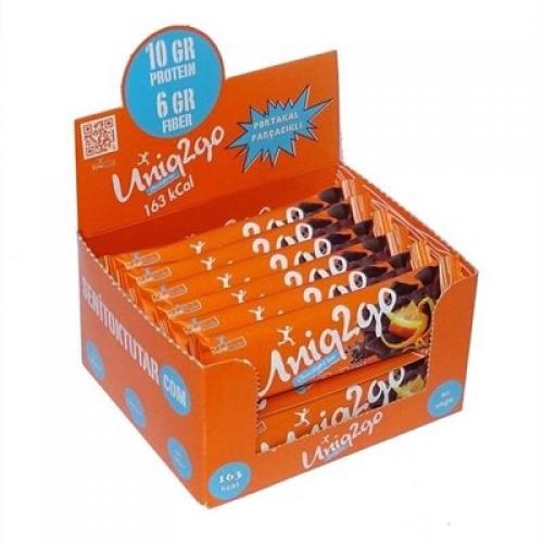 Uniq2go Chocolight Midi Bar 40 Gr 16 Adet