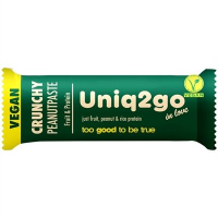 Uniq2go In Love Vegan Protein Bar 32 Gr