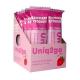 Uniq2go In Love Yoğurt Aromalı ve Ahududulu Protein Bar 32 Gr 12 Adet