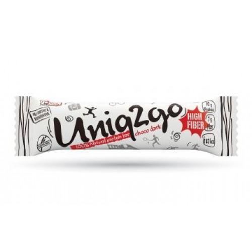 Uniq2go Chocodark Bar 50 Gr