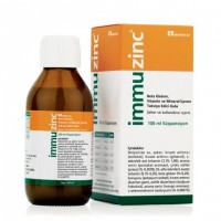 Immuzinc Süspansiyon 100 ml