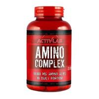 Activlab Amino Complex 120 Tablet (Çiğnenebilir Amino Asit)