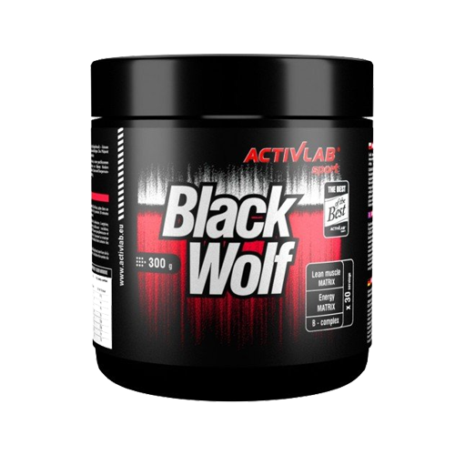 Activlab Sport Black Wolf Pre-Workout