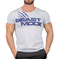 Beast Mode T-Shirt Buz Mavisi