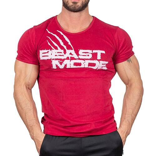 Beast Mode T-Shirt Gül Kurusu