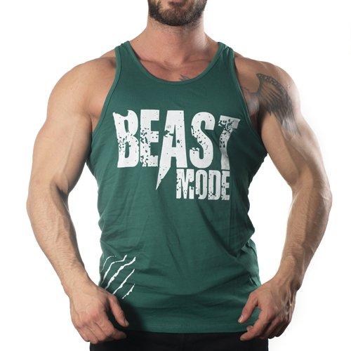 Beast Mode Tank Top Atlet Yeşil