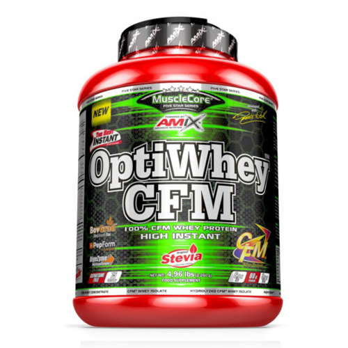 Amix Optiwhey CFM Instant Protein 2250 Gr