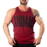 Animal Tank Top Atlet Bordo
