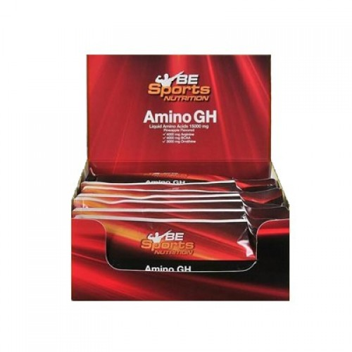 BE Sports Nutrition Amino Gh Likit Aminoasit