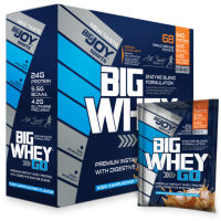 Big Joy Big Whey Go Protein 68 Sachet