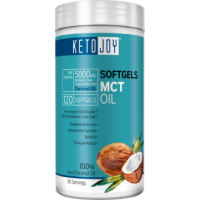 Big Joy Ketojoy MCT Oil 120 Softgel