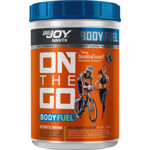 Big Joy Sports ONTHEGO Sports Drink 1350 Gr
