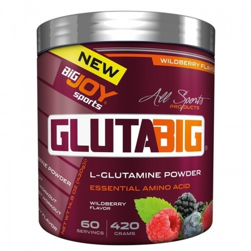Big joy Sports Glutabig Powder 420 Gr